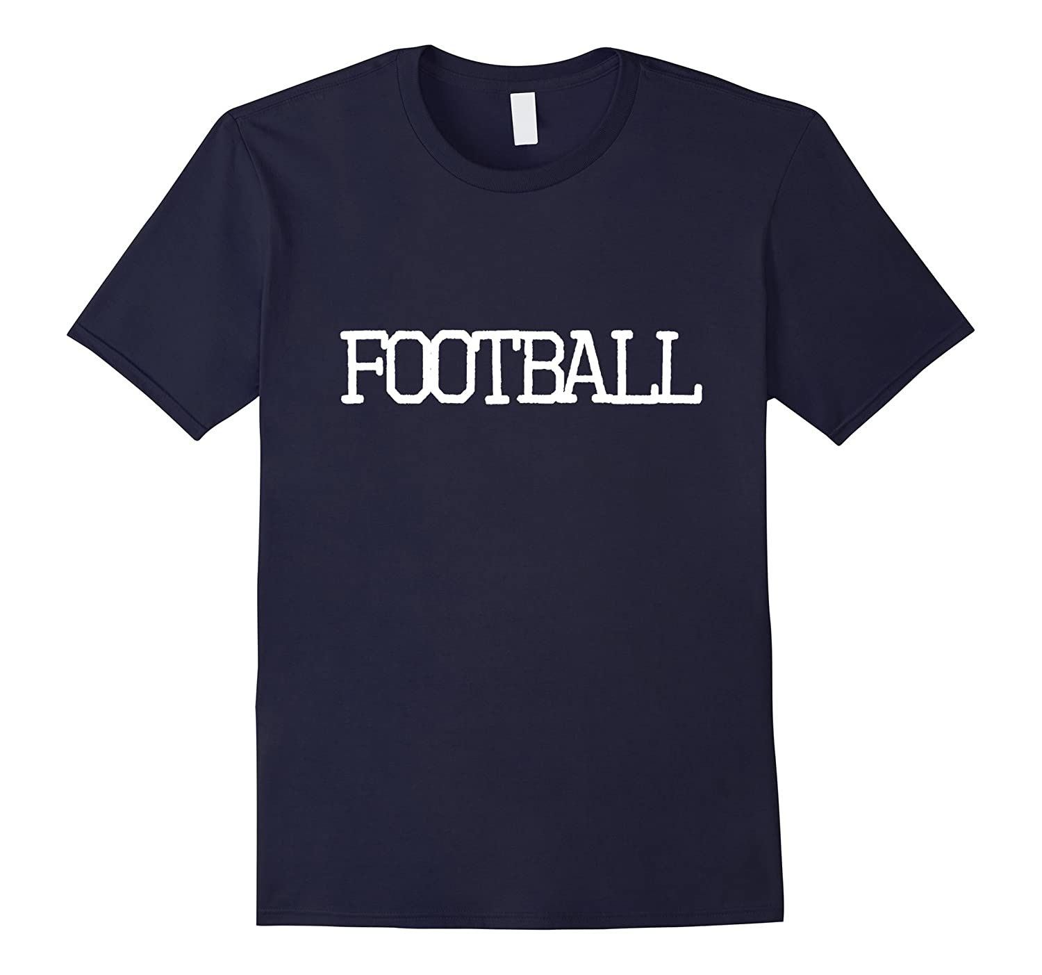 Football - Simple White Design 1-BN