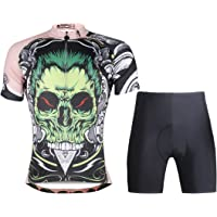 25062911c Xing Show Skeleton Women s Short Sleeve Cycling Jersey Bicycle Bike Short  Sleeve Jersey Comfortable Breathable Sports