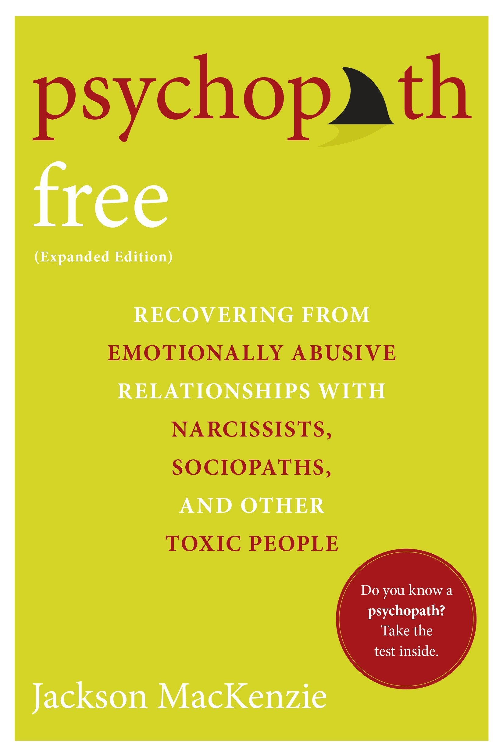 Psychopath Free Expanded Emotionally Relationships product image