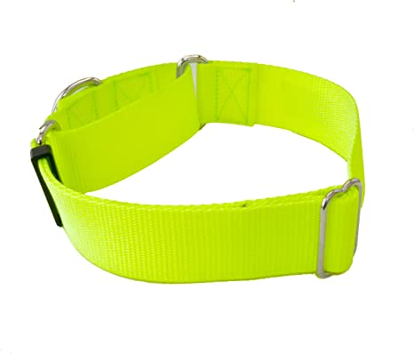extra wide thick dog collar 2 Inch Width Add-On
