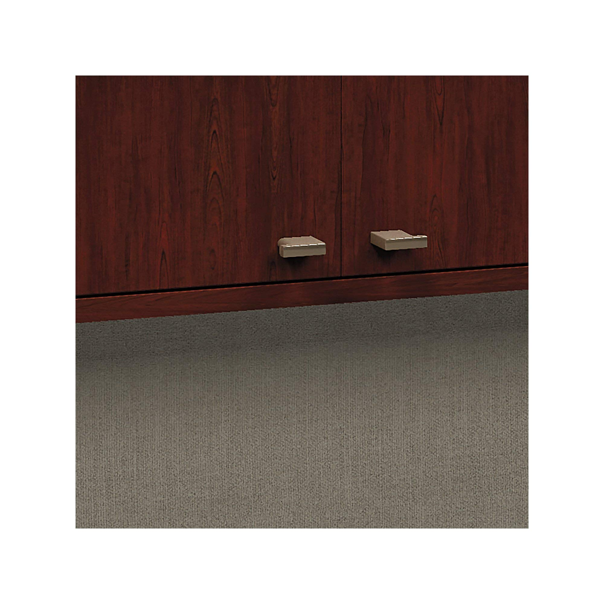 Bush Low Hutch, 60-Inch by 12-Inch by 27-5/8-Inch, Harvest Cherry by Bush (Image #4)