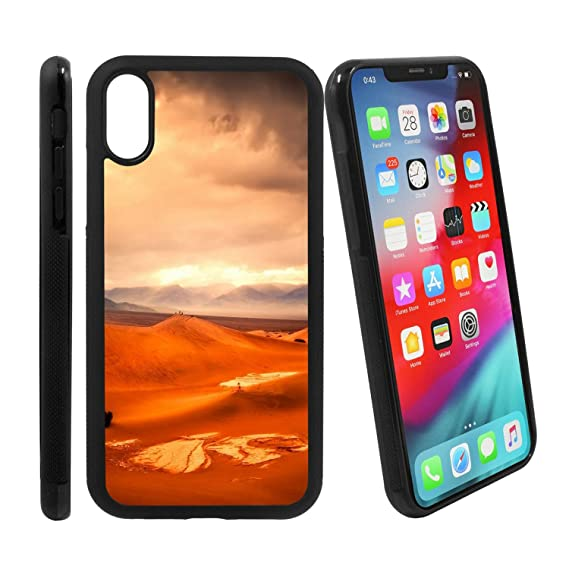 various colors 4acb7 0f927 Amazon.com: [Death Valley Sunset] Compatible with Apple iPhone Xs ...