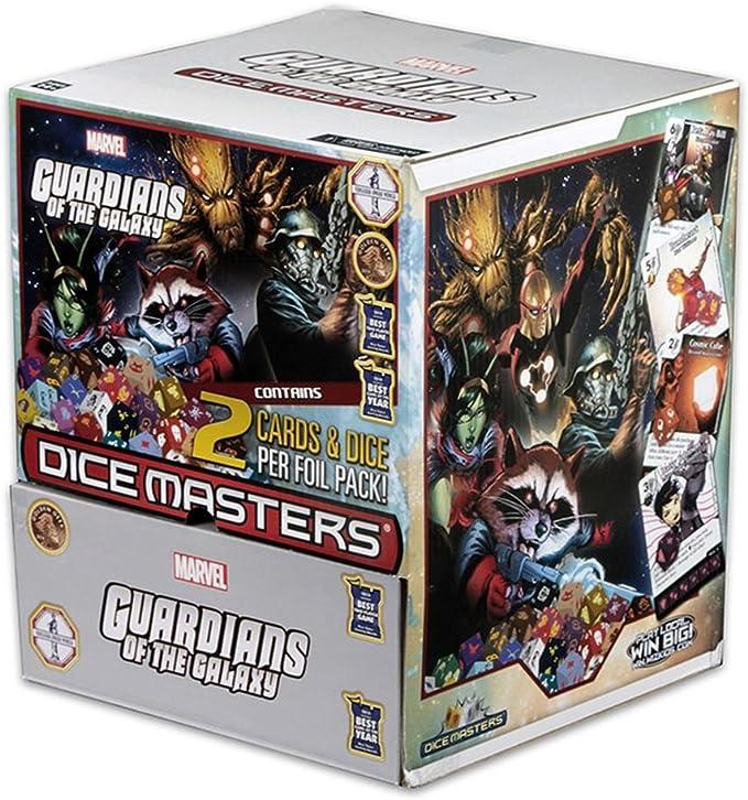 Marvel Dice Masters - Guardians of the Galaxy - Gravity Feed: Amazon.es: Juguetes y juegos