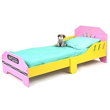 8da5b8aece689 Kiddi Style les enfants Bois Junior Lit pour enfant bateau crayon ...