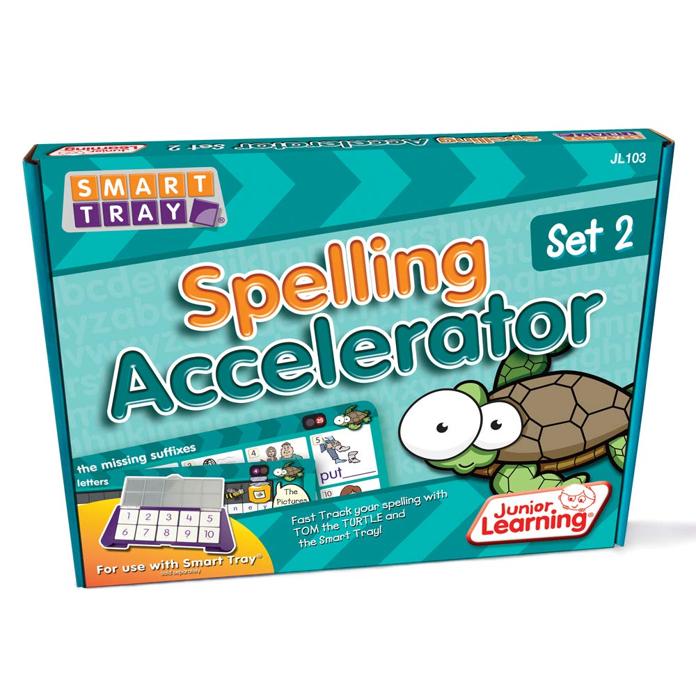 Junior Learning Spelling Accelerator Set 2 by Junior Learning (Image #2)