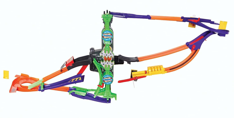 Amazon.com: Hot Wheels Wall Tracks Roto-Arm Revolution: Toys & Games