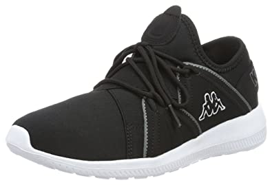 Around, Sneakers Basses Mixte Adulte, Noir (1111 Black), 38 EUKappa