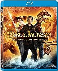 Percy Jackson: El Mar de los Monstruos [Blu-ray]