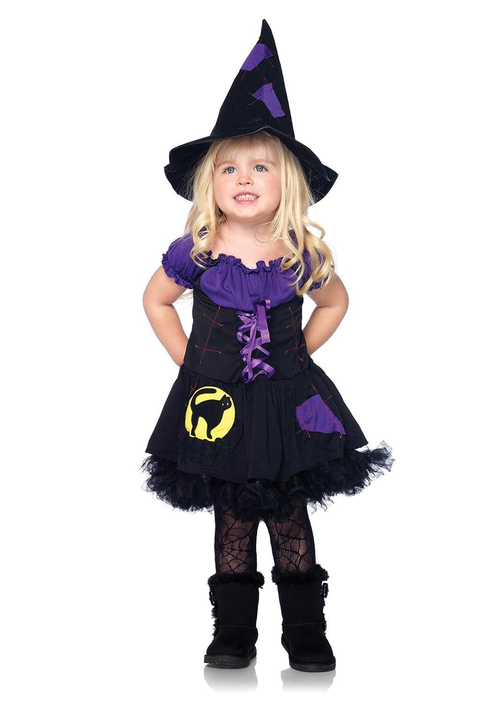 sc 1 st  Amazon.com & Amazon.com: Black Cat Witch Childu0027s Costume - Medium: Toys u0026 Games