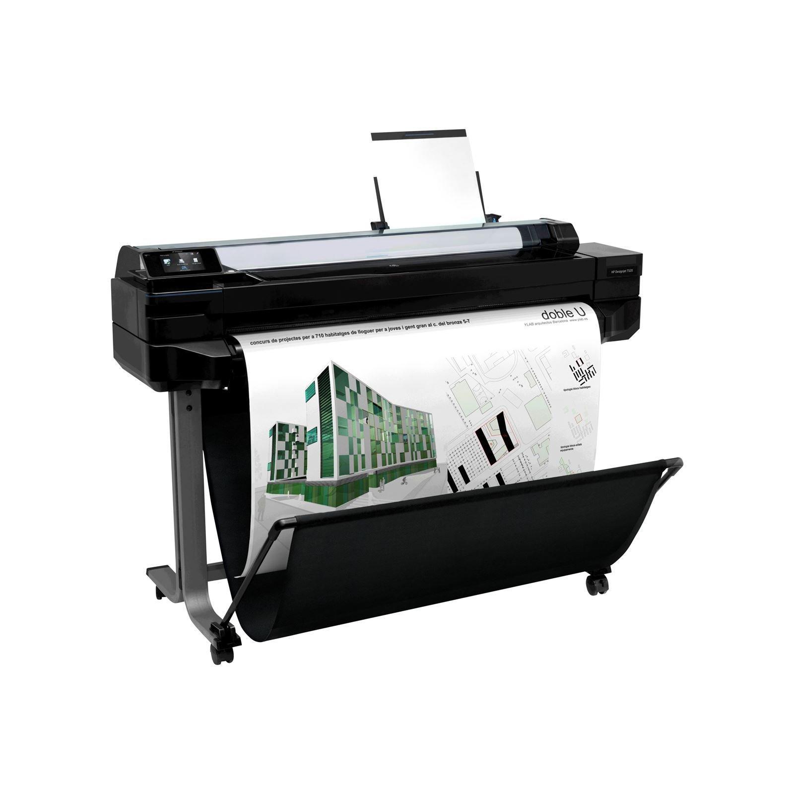 Hp Designjet T520 Wireless 24-in E-printer by HP