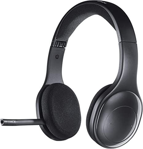 Logitech H800 Wireless Bluetooth Headsets Hi Definition Stereo Headphones With Noise Cancelling Microphone Bluetooth And Usb Nano Receiver Multi Device Long Battery Life Pc Mac Smartphone Tablet Amazon Co Uk Computers Accessories
