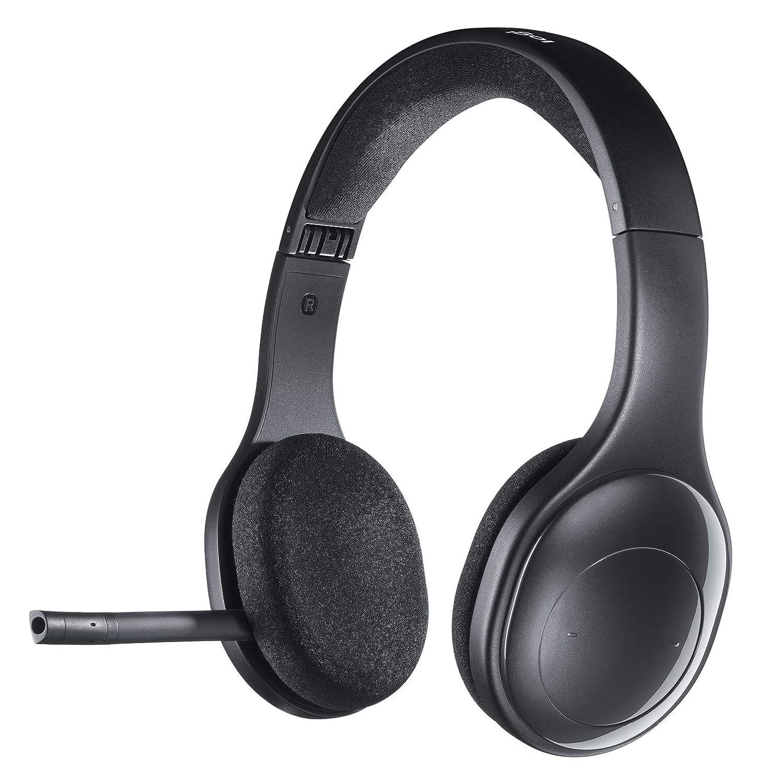 Logitech H800 Headset schnurlos schwarz 981-000338