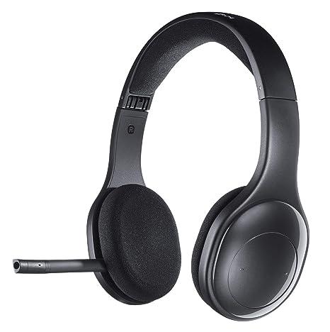 Logitech H800 Headset schnurlos schwarz