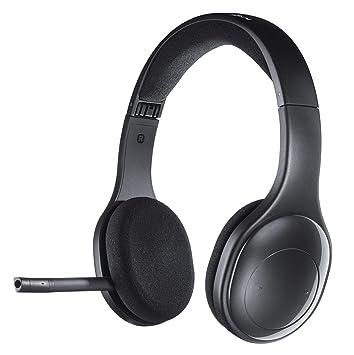 Logitech H800 Micro Casque Sans Fil Noir 981 000338 Amazonfr