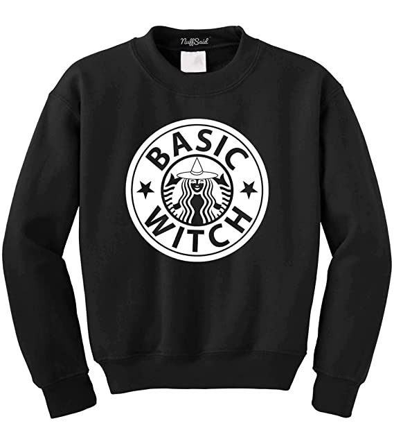 Image result for basic witch crewneck