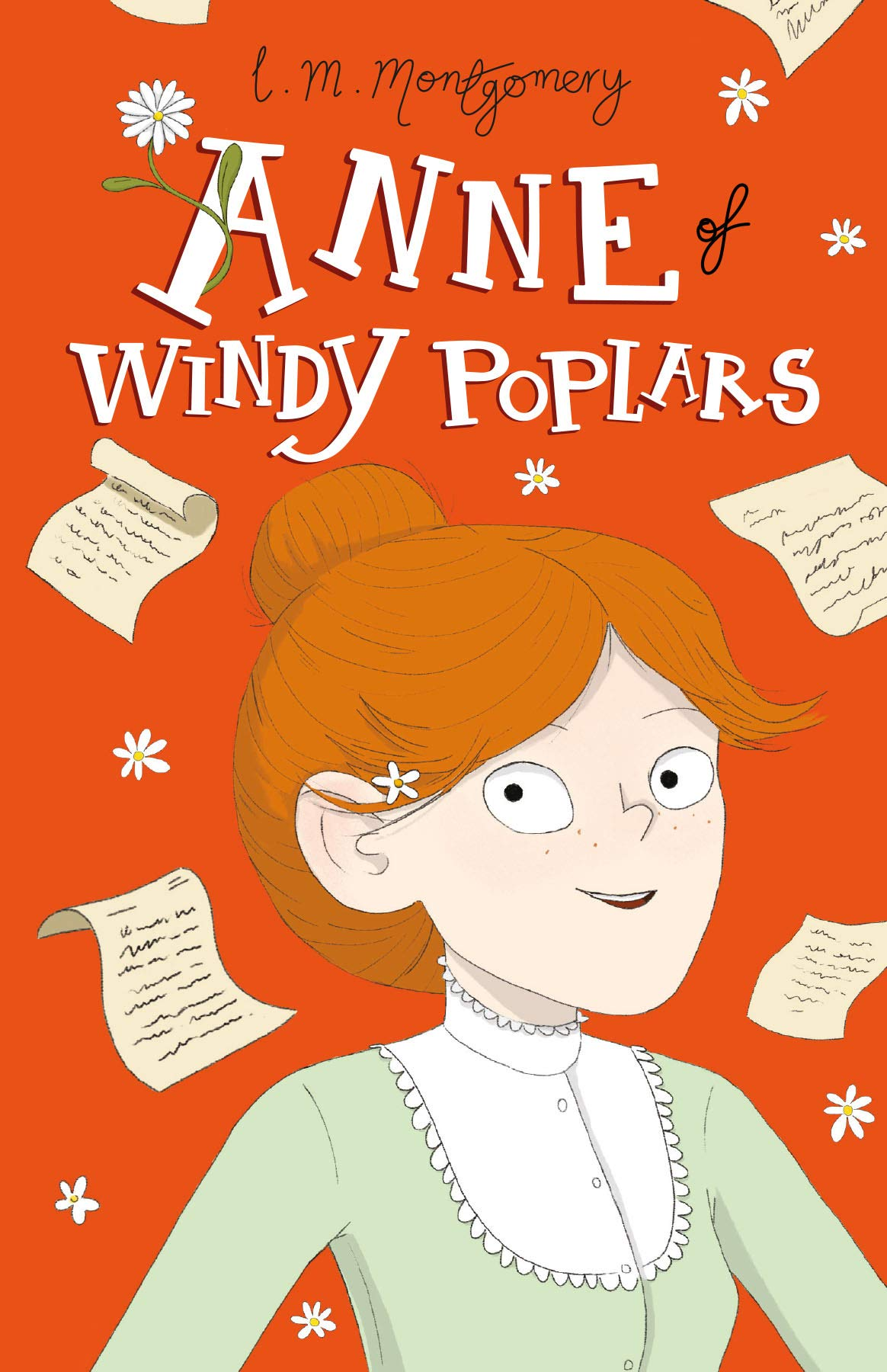 Anne of Windy Poplars (Anne of Green Gables: The Complete ...