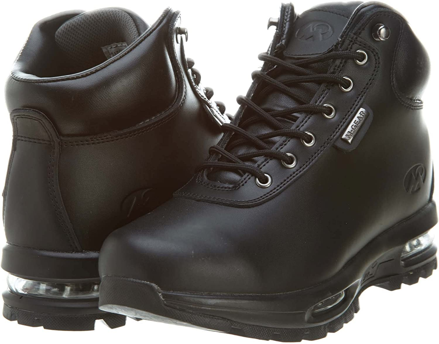 Mountain Gear Men s Cam Leather Boot