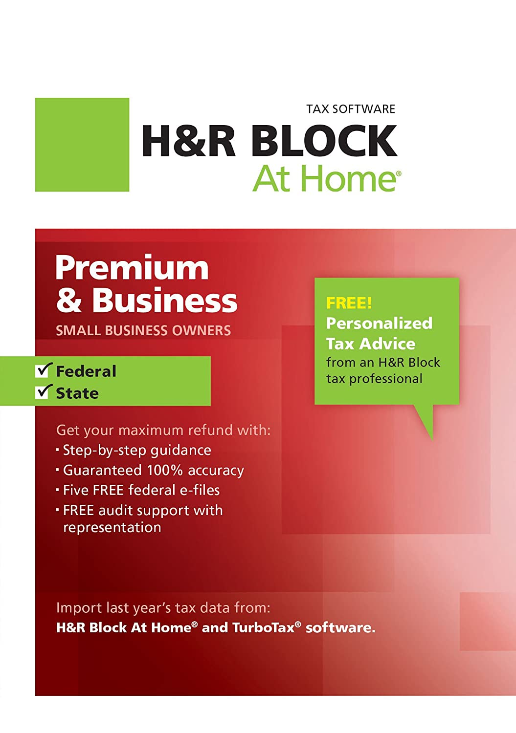 H&r block tax software coupon code