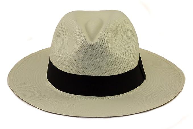 Tumia - Sombrero de Panama tradicional, plegable y hecho a mano en Ecuador