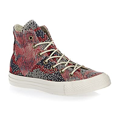 Converse Chuck Taylor All Star Multi Panel Hi Multicolor