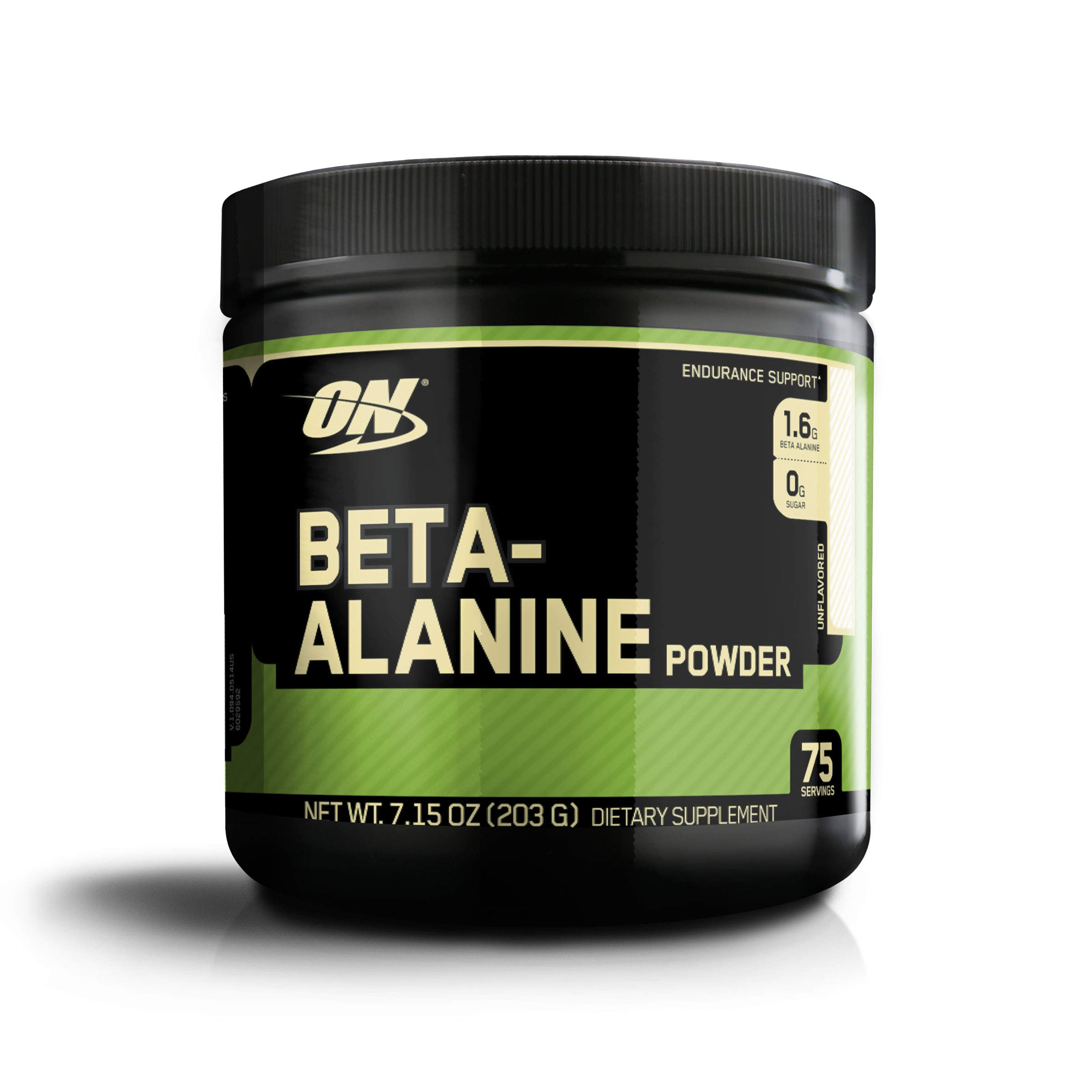 Pre-workout Supplements Beta-Alanine