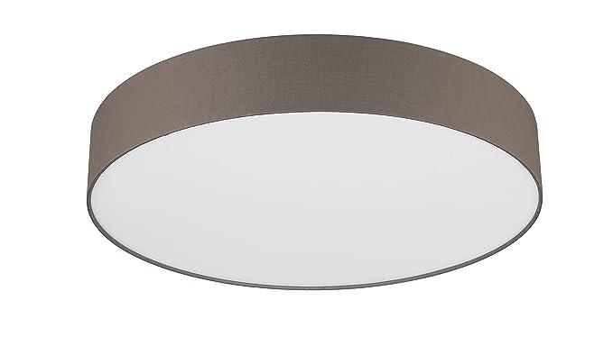 Plafoniera Tessuto Quadrata : Plafoniera sorpetaler sottosopra amazon illuminazione