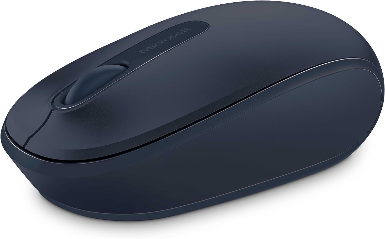 Microsoft Wireless Mobile Mouse 1850, Wool Blue (U7Z-00011)