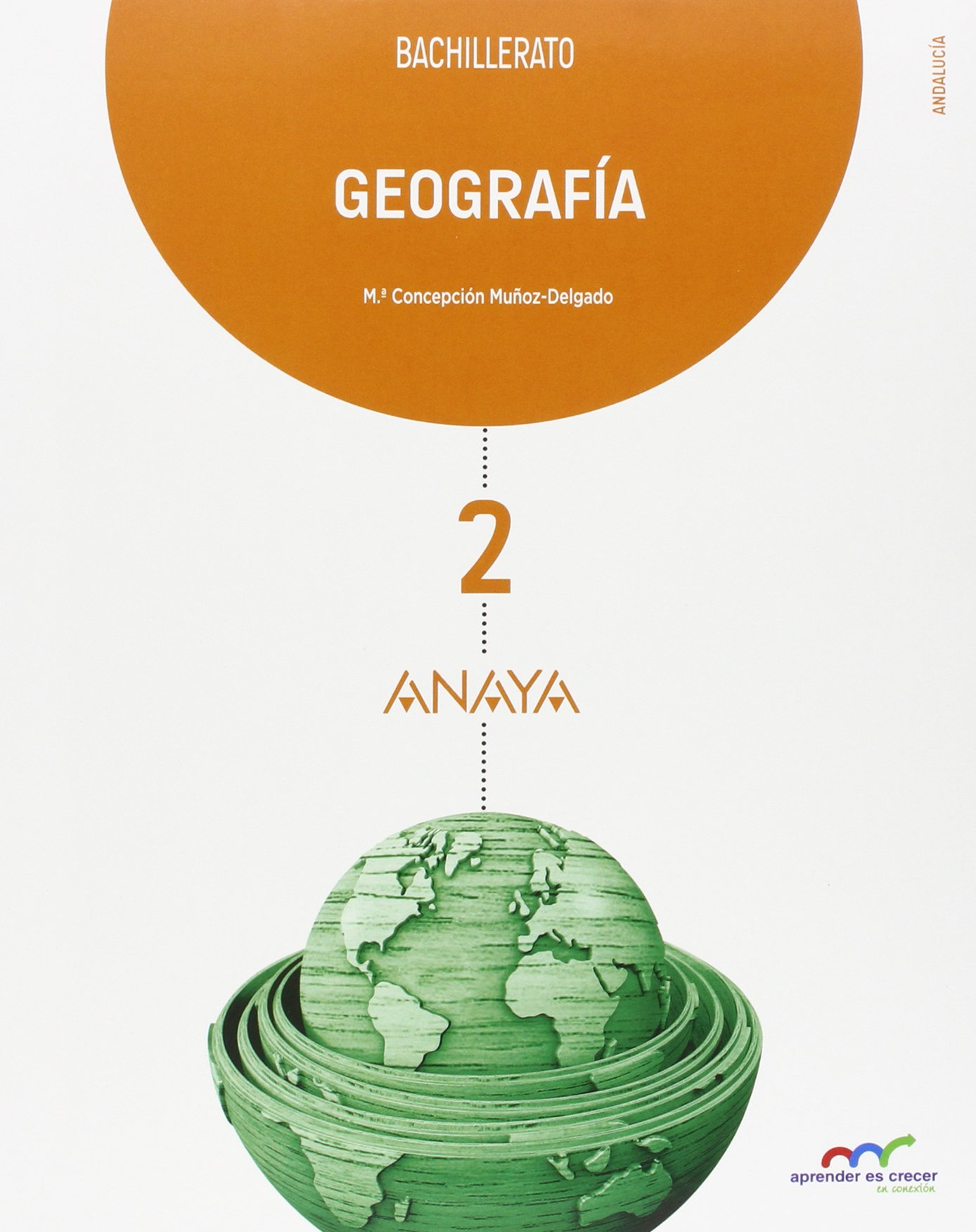 Geografía. Aprender es crecer en conexión - 9788469813232: Amazon.es: Muñoz-Delgado y Mérida, Mª Concepción: Libros