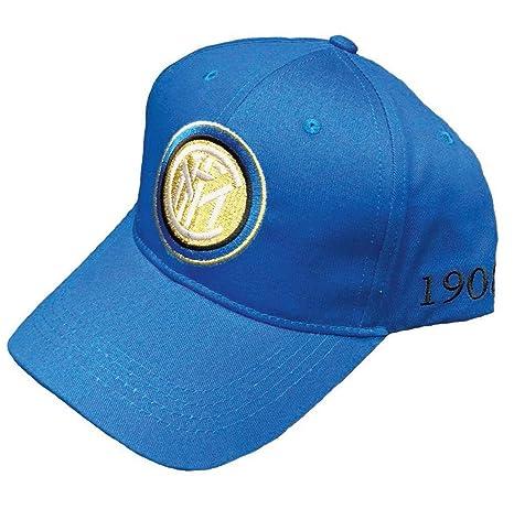 F.C.Internazionale Cappello Inter Cappellino Ufficiale Berretto INTROY12 9a8754cd0396