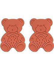 Brown Sugar Bear Original - Suavizante de azúcar morena, terracota