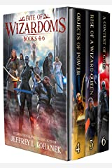 Fate of Wizardoms Box Set: An Epic Fantasy Saga, Books 4-6 (The Wizardoms Epic Book 2) Kindle Edition