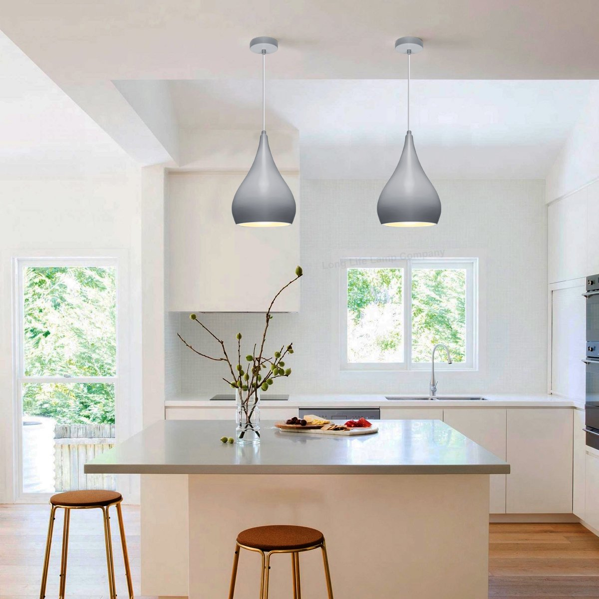 Retro Style Metal Ceiling Hanging Pendant Light Shade Modern Design Lightceilingrose2lightsjpg Rose Fittings In A Choice Of 2 Colour Options Each Features Co Ordinating White Flex Just Like The Old