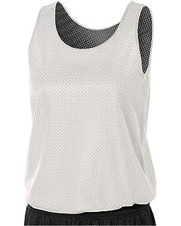 8e539bd9ca7 Women's Reversible Mesh Tank (CUSTOM or Blank Back) Jersey Top (11 Colors,