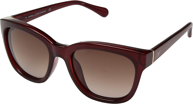 7f010c7ef71b ... Get Free Shipping on Diane Von Furstenberg Sunglasses DVF598S ...