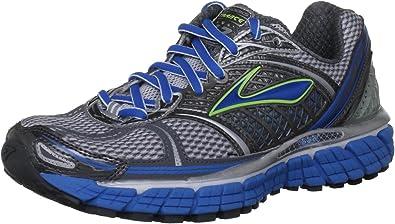 BROOKS Trance 12 Zapatilla de Running Señora, Blanco/Gris/Azul, 36.5: Amazon.es: Zapatos y complementos