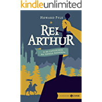 Rei Arthur e os cavaleiros da Távola Redonda: edição bolso de luxo (Clássicos Zahar)