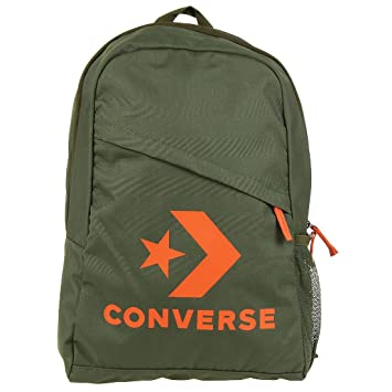 e8aa1d4065 Converse Speed Backpack Unisex Star Chevron olive 10008091