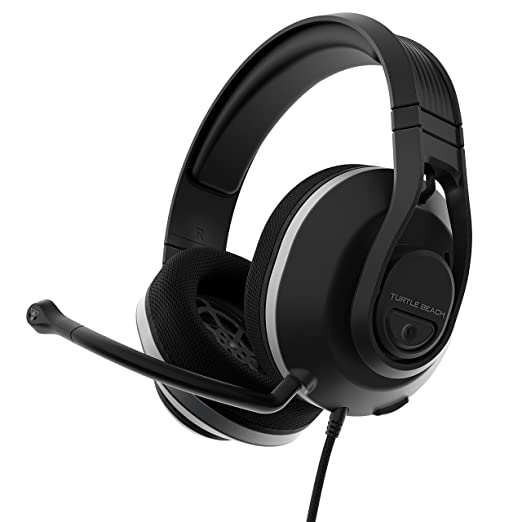 Recon 500 Wired Multiplatform Gaming Headset for Xbox Series X S, XB1, PlayStation 5, PS4 and Nintendo Switch - Black   Amazon