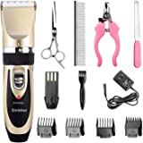 Sminiker Professional Rechargeable Cordless...
