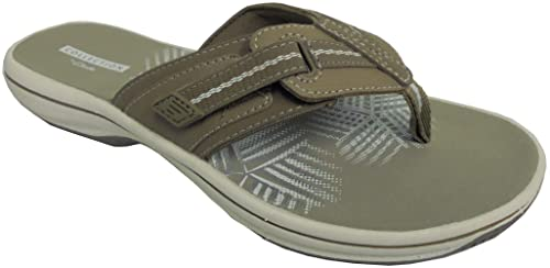 b53ee38bbb19 Image Unavailable. Image not available for. Colour  CLARKS Brinkley Jazz K Womens  Sandal ...