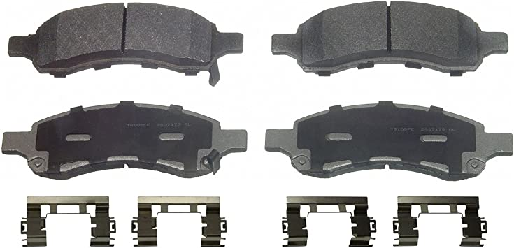 Disc Brake Pad Set-QuickStop Disc Brake Pad Front Wagner ZD1169A