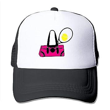 Hat Racket Big Handbag Back YiLiu Mesh Foam Ball Tennis Mesh naBqWap0Z