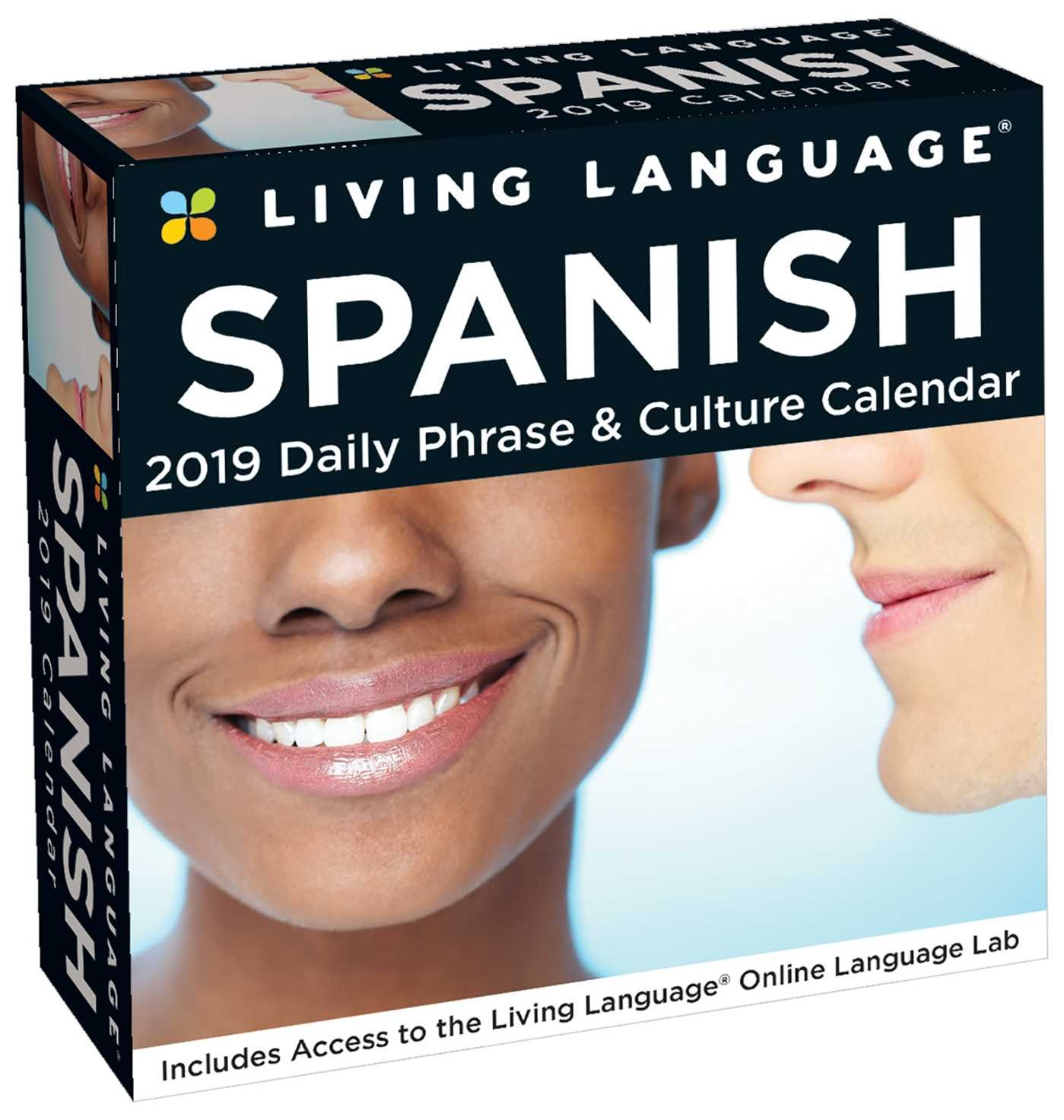 Living Language: Spanish 2019 Day-to-Day Calendar Calendar – Day to Day Calendar, Desk Calendar Random House Direct Andrews McMeel Publishing 1449491812 Calendars