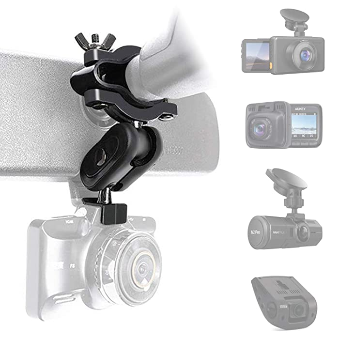 Top 9 Rearview Mirror Mount Holder For Dash Camera