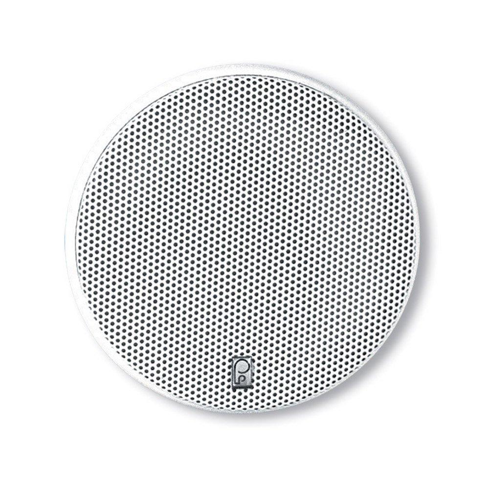 POLY-PLANAR MA6500 5-1//4 Inch Round Speaker 320 WATTS White
