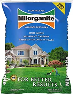 Milorganite 32 lb. Slow-Release Nitrogen Fertilizer