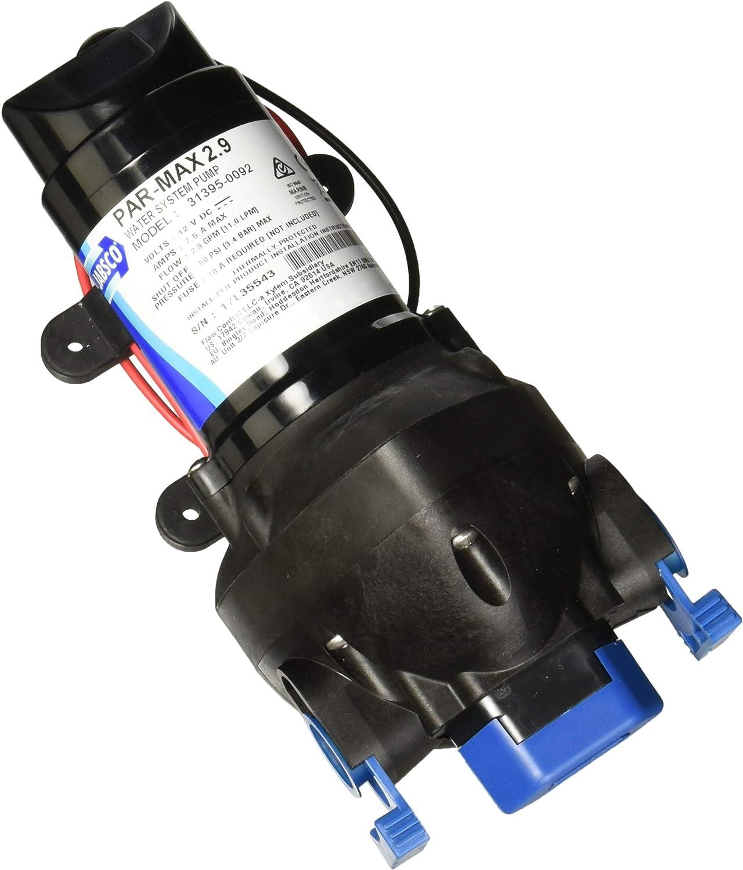 Jabsco 31295, 31395 Series ParMax Water Pressure System Pumps,