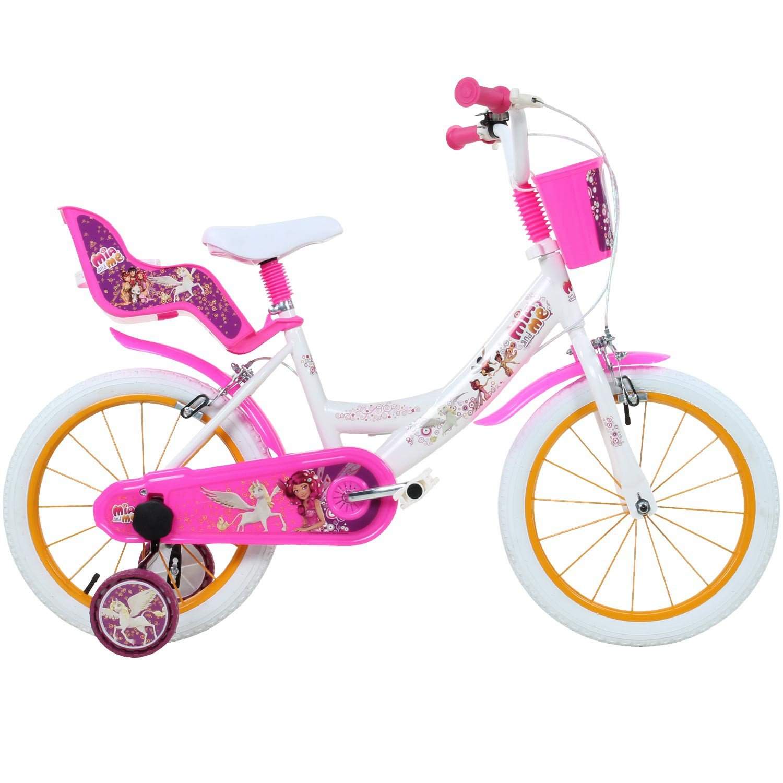 16 Zoll Mia and Me Kinderfahrrad Kinder Anfänger Fahrrad Bike Centopia