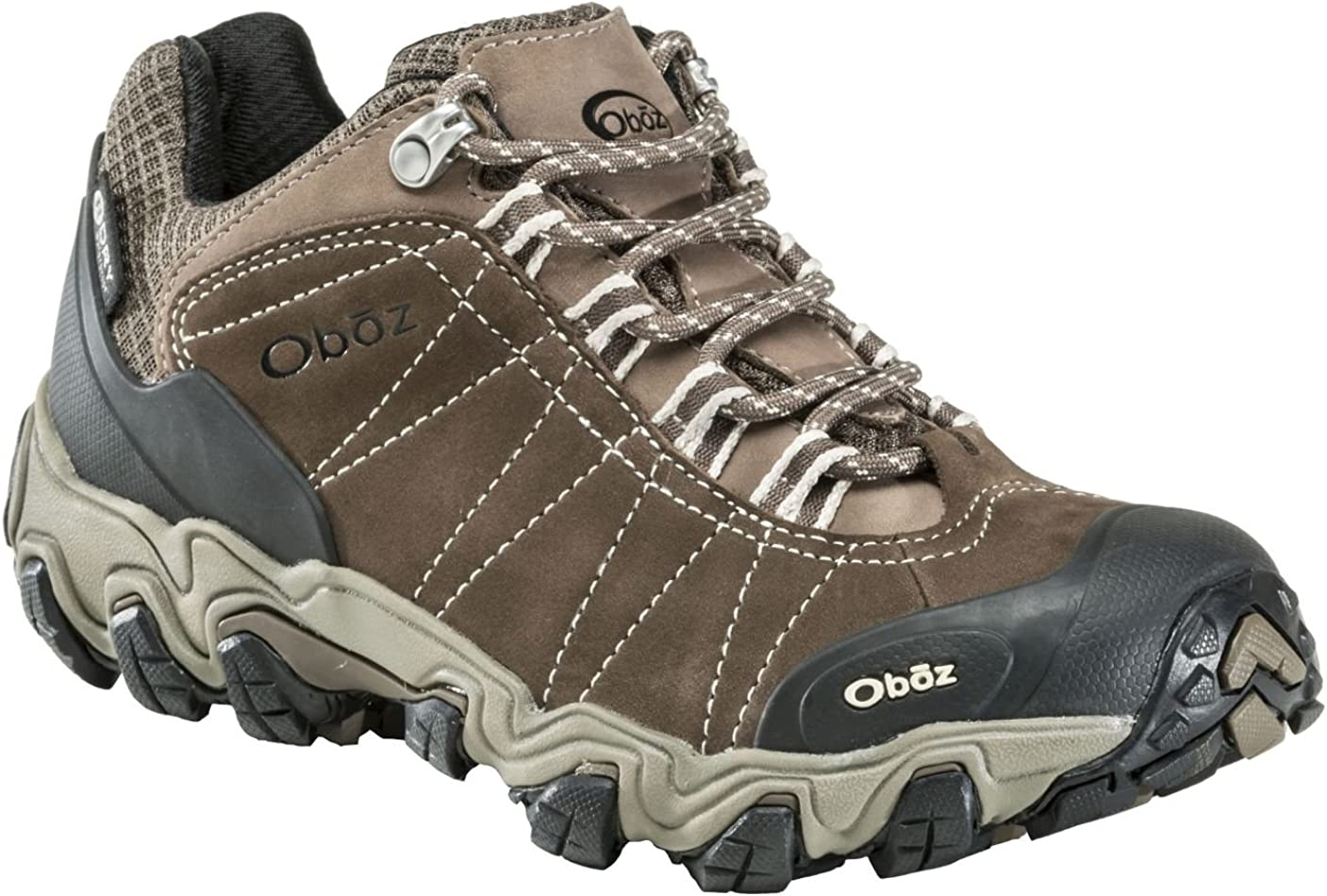 Oboz Women s Bridger Low B-Dry Hiking Shoe