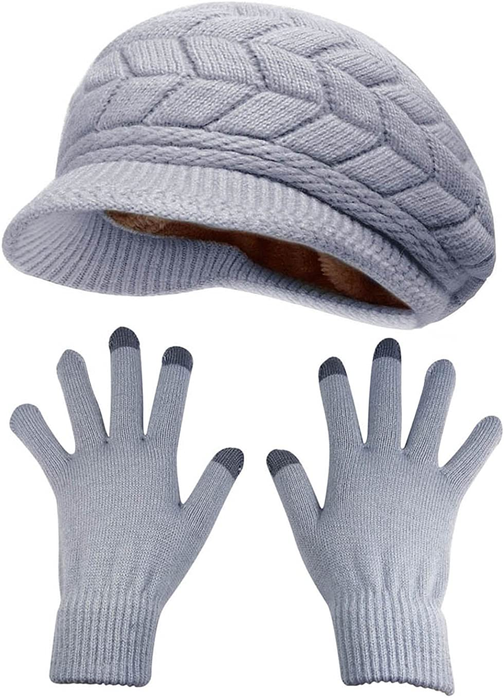 HINDAWI Winter Hats Gloves...